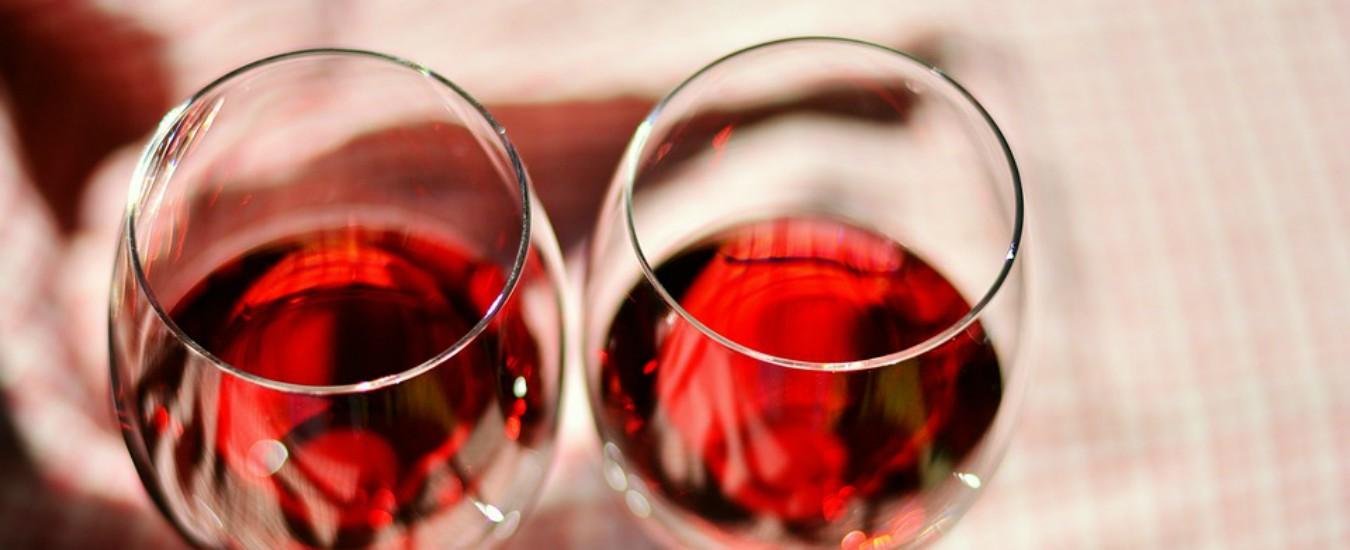 Vino rosso, come potete credere che vi faccia dimagrire?