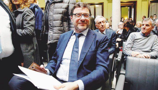 """La Sibilla Giorgetti e quella """"giusta causa"""" per finirla col M5S"""