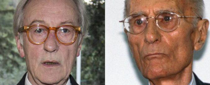 Vittorio Feltri e Indro Montanelli, andare controcorrente non ha sempre gli stessi effetti