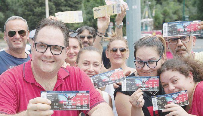 La rivoluzione anti-bagarini: da luglio il biglietto è nominale