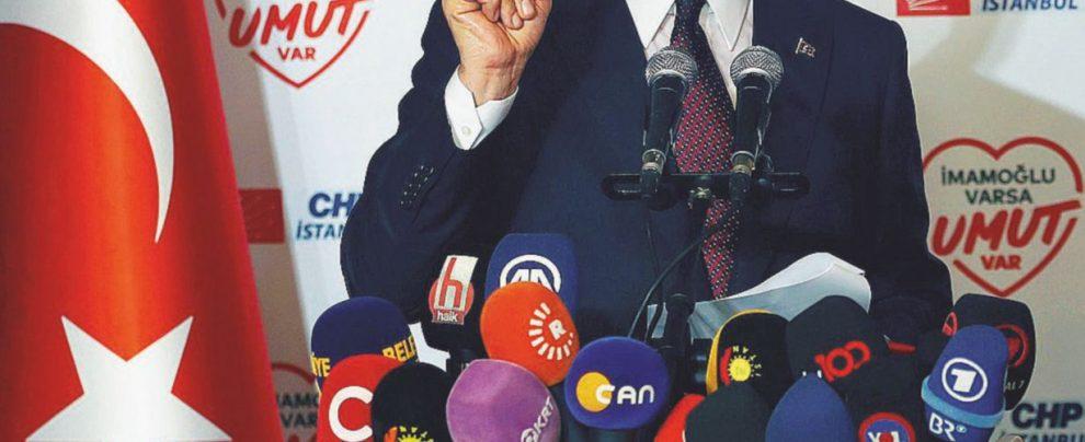 Istanbul boccia Erdogan: il sindaco all'opposizione