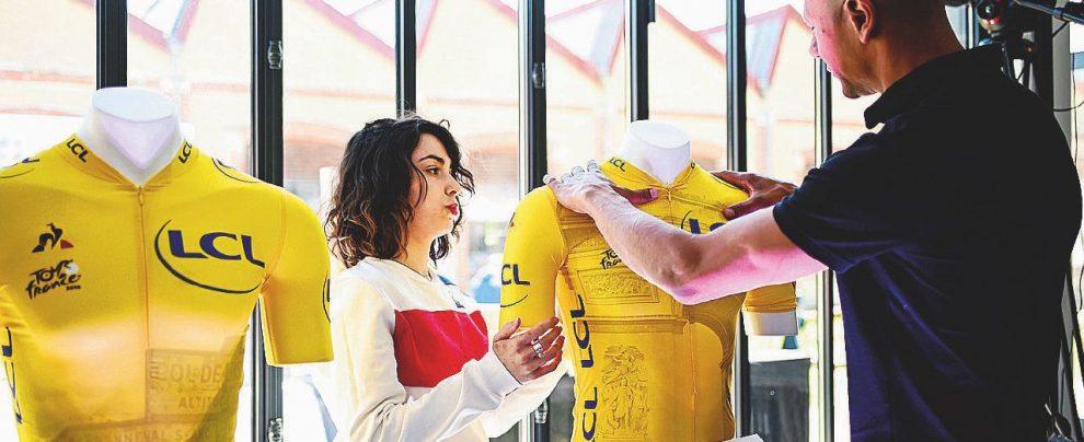 Parte il Tour dedicato a Merckx: la maglia gialla compie 100 anni