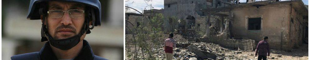 Siria, il cronista che pianse per Aleppo: 'Bombe su casa mia a Idlib, miei figli vivi per miracolo in questa guerra dimenticata'