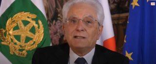 """Olimpiadi Milano-Cortina, l'appello di Mattarella: """"Convinto della nostra candidatura, l'Italia è pronta"""""""