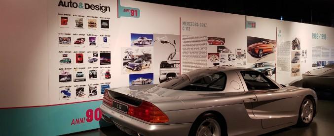 Auto&Design, il magazine festeggia 40 anni di racconti di stile con una mostra