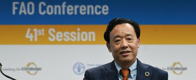 Fao, il nuovo direttore generale è il cinese Qu Dongyu: per 30 anni si è occupato di riduzione della povertà