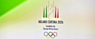 """Olimpiadi 2026, M5s ricorda a Salvini: """"Eri contro i Giochi"""