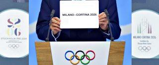 Olimpiadi invernali 2026 assegnate a Milano-Cortina. Sala: 'Partire subito, no procedure d'urgenza'. Buffagni: 'No sprechi'