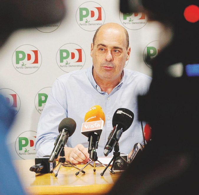 Quanti commissari nel Pd Zingaretti è già nei guai