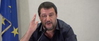 """Ue, Salvini: """"Impegno a ridurre deficit sul 2020? Manca solo la genuflessione costante…"""". E sul Tav leggero resta scettico"""