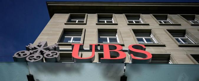"""Ubs, la banca svizzera verserà all'Italia 111,5 milioni di euro: """"Evasione fiscale"""""""