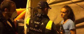 """Sea Watch, Salvini: """"Comandante è sbruffoncella che fa polit"""