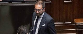 """Csm, Bonafede traccia la legge per separare politici e toghe: """"Basta con i parlamentari che diventano membri laici"""""""
