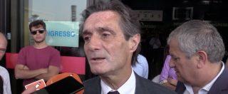 """Autonomia, Fontana contro il M5s: """"Si assuma responsabilità. Se non vuole riforma lo dica ma basta prese in giro"""""""