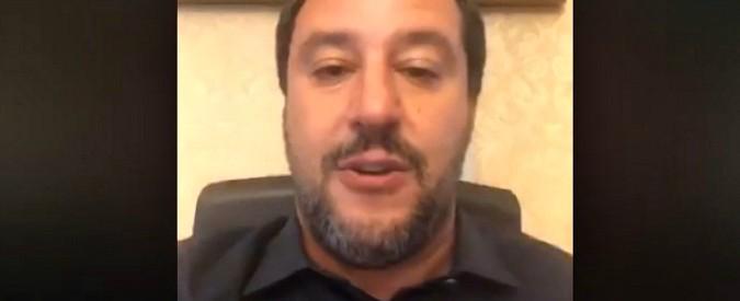 Matteo Salvini, intercettata una busta anonima con proiettile: era indirizzata al ministro dell'Interno