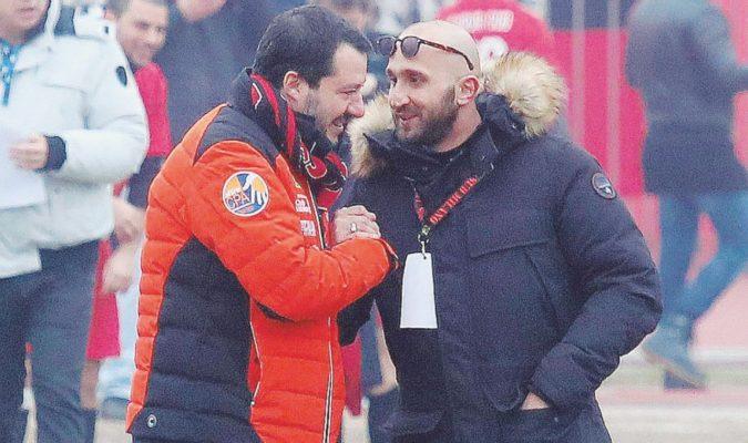 """Sequestrato 1 milione a Lucci, l'amico """"pericoloso""""di Salvini"""