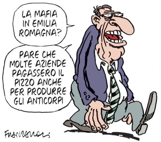 La vignetta di Franzaroli 2706