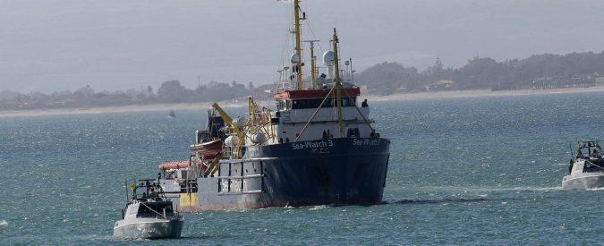 Sea Watch, verrà un giorno in cui questa storia ci sembrerà davvero assurda