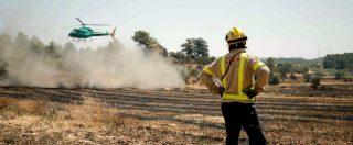 Emergenza caldo in tutta Europa, incendi fuori controllo in Catalogna. Italia, 3 morti per malore. Venerdì bollino rosso in 16 città