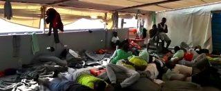 """Sea Watch, a bordo della nave ferma davanti a Lampedusa. Magi: """"Migranti allo stremo, in spazi angusti"""""""