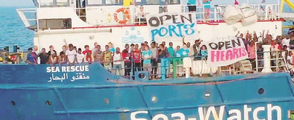 Sea Watch, indagine a Roma sul blocco del governo Conte dopo l'esposto del Garante dei detenuti