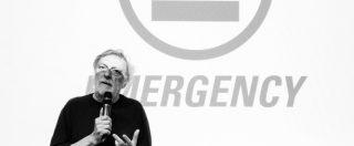 """""""Di guerra e di pace"""", a Milano la festa per i 25 anni di Emergency: segui la diretta degli eventi"""