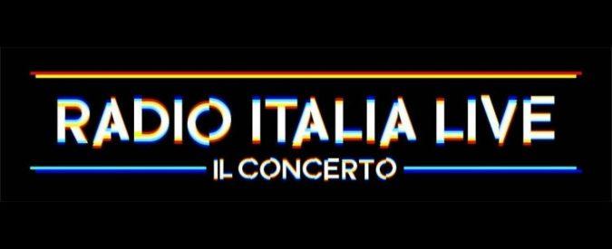 Radio Italia Live Palermo, e POP sia!