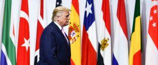 """G20 di Osaka, Trump alla Cina: """"Mai detto stop a dazi"""". E avverte l'Iran: """"Se avremo un accordo bene, altrimenti sentirete"""""""