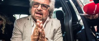 "Beppe Grillo: ""Un'idea per zittire Salvini è quotare in Borsa la SeaWatch"""