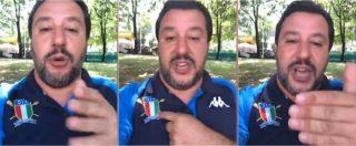 """Sea Watch, Salvini: """"Questa notte si è rischiato il morto, la comandante fuorilegge è stata arrestata. Missione compiuta"""""""