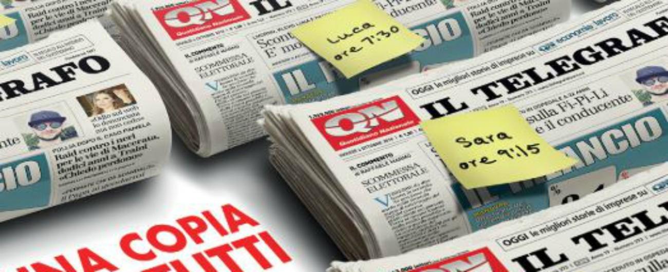 """Livorno, da lunedì chiude (di nuovo) Il Telegrafo. L'azienda: """"Sito rimarrà attivo e i posti di lavoro saranno mantenuti"""""""