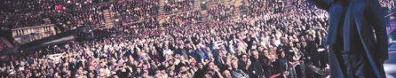 Concerti ed eventi, danni senza precedenti per il Covid-19: cali di fatturato vicini al 100% rispetto allo scorso anno