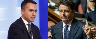 """Autostrade, Renzi: """"Di Maio odia chi crea lavoro"""". Il vicepremier: """"È nato il partito dei Benetton, tutti contro il M5s"""""""