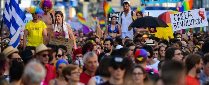 Al Pride quest'anno non ci vado. Eviterò la parata delle multinazionali