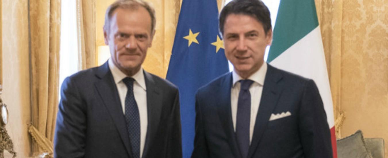 """Commissione Ue, Italia decisiva per la nomina di Timmermans: """"Aspetto posizione ufficiale"""". Conte: """"Valuteremo"""""""