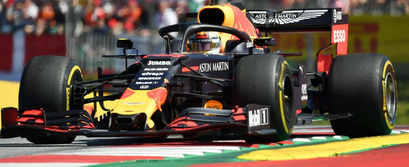 F1 Gp Austria, confermata la vittoria di Verstappen su Leclerc: nessuna penalità