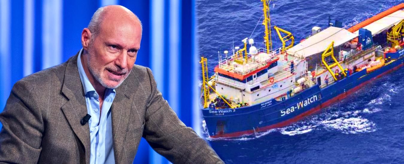 """Sea Watch, De Falco: """"La manovra? Barca Gdf doveva lasciare spazio. Per la nave da crociera a Venezia accuse meno gravi"""""""