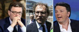 Lotti intercettato: 'Ho incontrato Giorgetti e Verdini jr. Renzi ha perso il filo dopo referendum'
