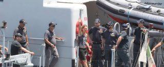Sea Watch, oggi l'udienza di convalida dell'arresto della capitana Carola Rackete