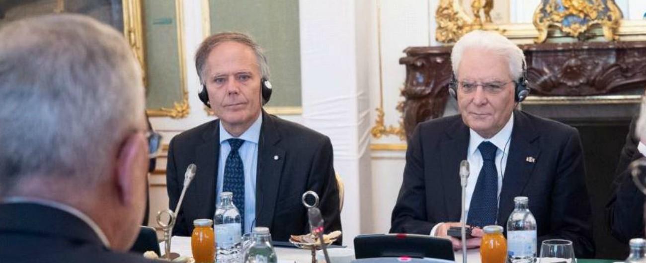 """Ue, Mattarella: """"Crediamo che la procedura d'infrazione non abbia ragione di essere aperta"""""""