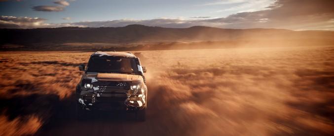 Land Rover Defender, l'icona rinasce a Francoforte. In tre varianti – foto