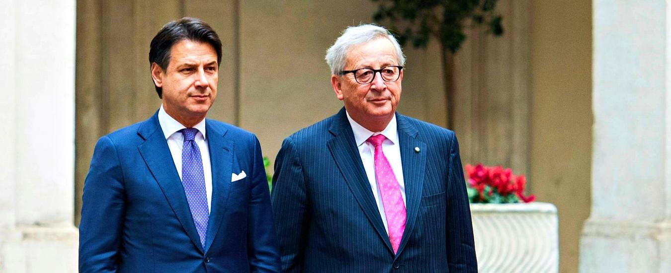 """Conti, """"trattativa verso chiusura positiva. Bruxelles aspetta rassicurazioni su 2020"""""""