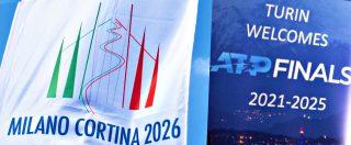 Olimpiadi, ma non solo: dal golf al tennis, l'Italia diventa patria dei grandi eventi sportivi. Il costo: oltre un miliardo di euro