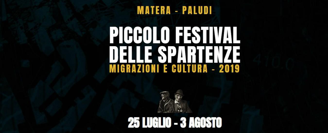 Festival delle Spartenze, il Sud celebra i migranti italiani. Focus sull'Argentina