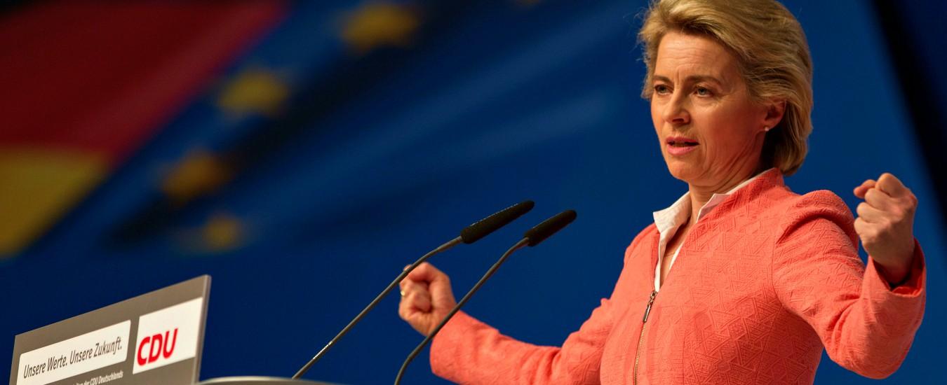 """Ue, von der Leyen incontra gruppi: Verdi chiedono impegno sul clima. Zanni (Id): """"Valuteremo nel merito"""""""
