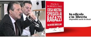 """""""Cosa nostra spiegata ai ragazzi"""", la lezione sulla mafia di Paolo Borsellino nel libro edito da Paper First: il booktrailer"""