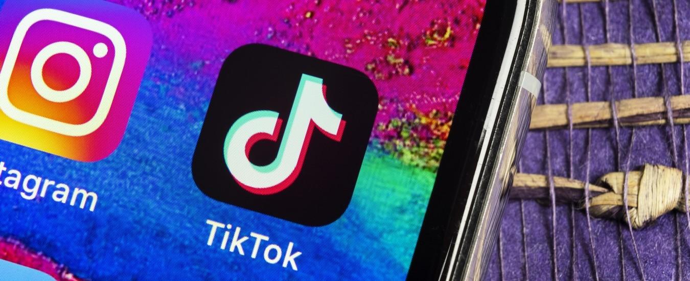 App TikTok sotto indagine nel Regno Unito per violazione della legge sulla protezione dei dati dei minorenni