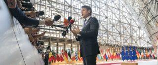 Ue, nessuna procedura d'infrazione contro l'Italia. Commissione accoglie l'indicazione dei tecnici