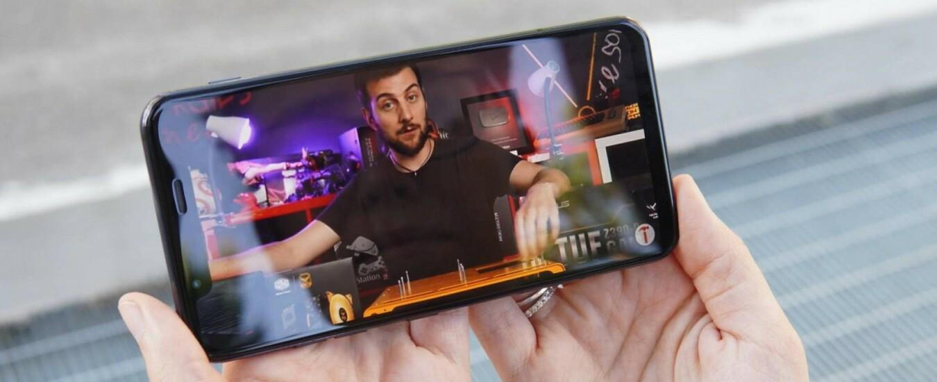 LG G8s ThinQ, lo smartphone top di gamma con idee innovative da perfezionare
