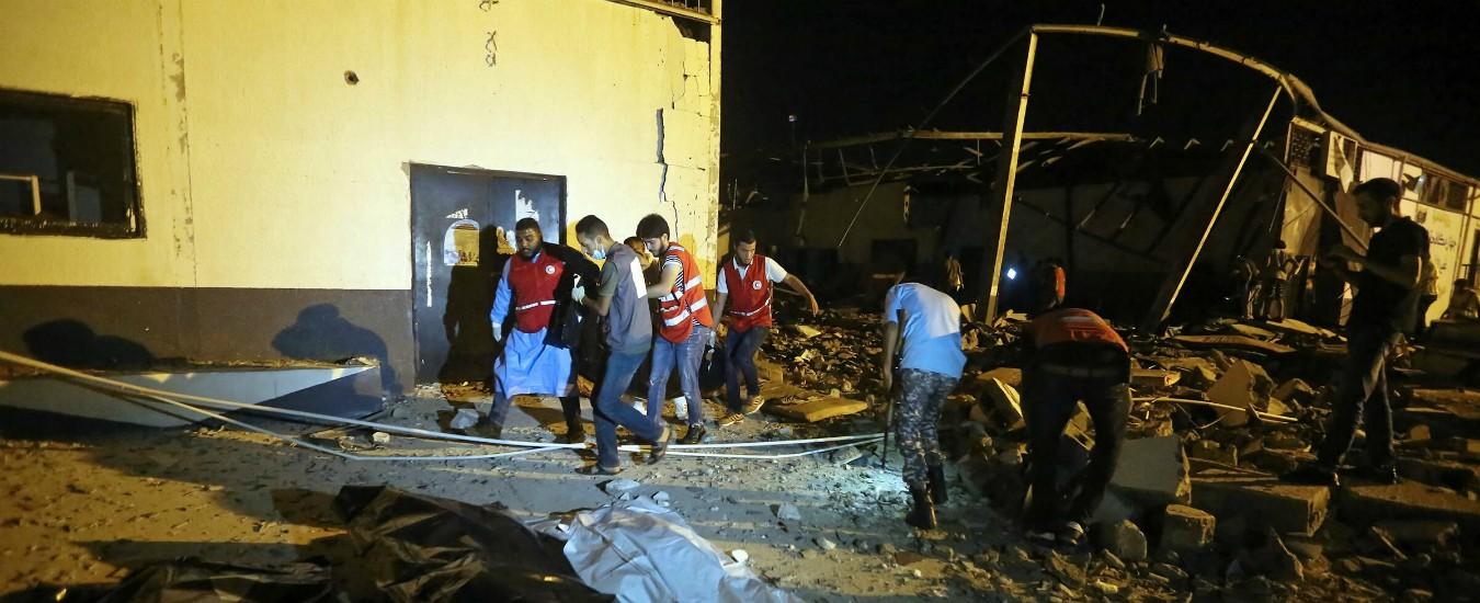 """Libia, governo al-Sarraj: """"Pronti al rilascio di tutti i migranti nei centri"""". Usa bloccano condanna Onu del raid a Tajoura"""
